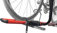 ouray crossbar with wraparound bike mount