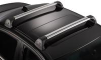 WhispBar S3 Flush Bar - mounted on car