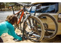 dr.tray 2 bike hitch rack