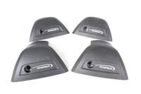 Whispbar Flush Bar Tower Covers, Set of 4 - 8880254