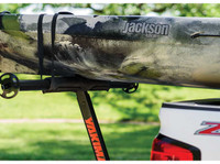 yakima longarm kayak truck bed with extra pad
