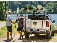 yakima longarm top of cab canoe kayak mount