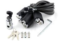 Kuat Transfer Lock Kit, 3 Bike