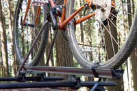 ProRack Frame Mount Bike Carrier w/ Lock - Return