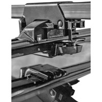 SportRack SR1009 Complete Roof Rack System for Raised Siderails