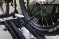 Strap those tires down, securely, for all bikes up to 33lbs!