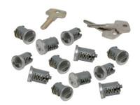 yakima sks lock cores set of 12