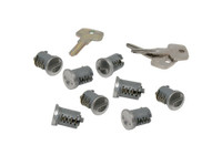 yakima sks lock cylinders with keys 8 pack