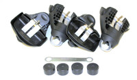 Yakima Locking EZ Rider Flush Rail Tower Set