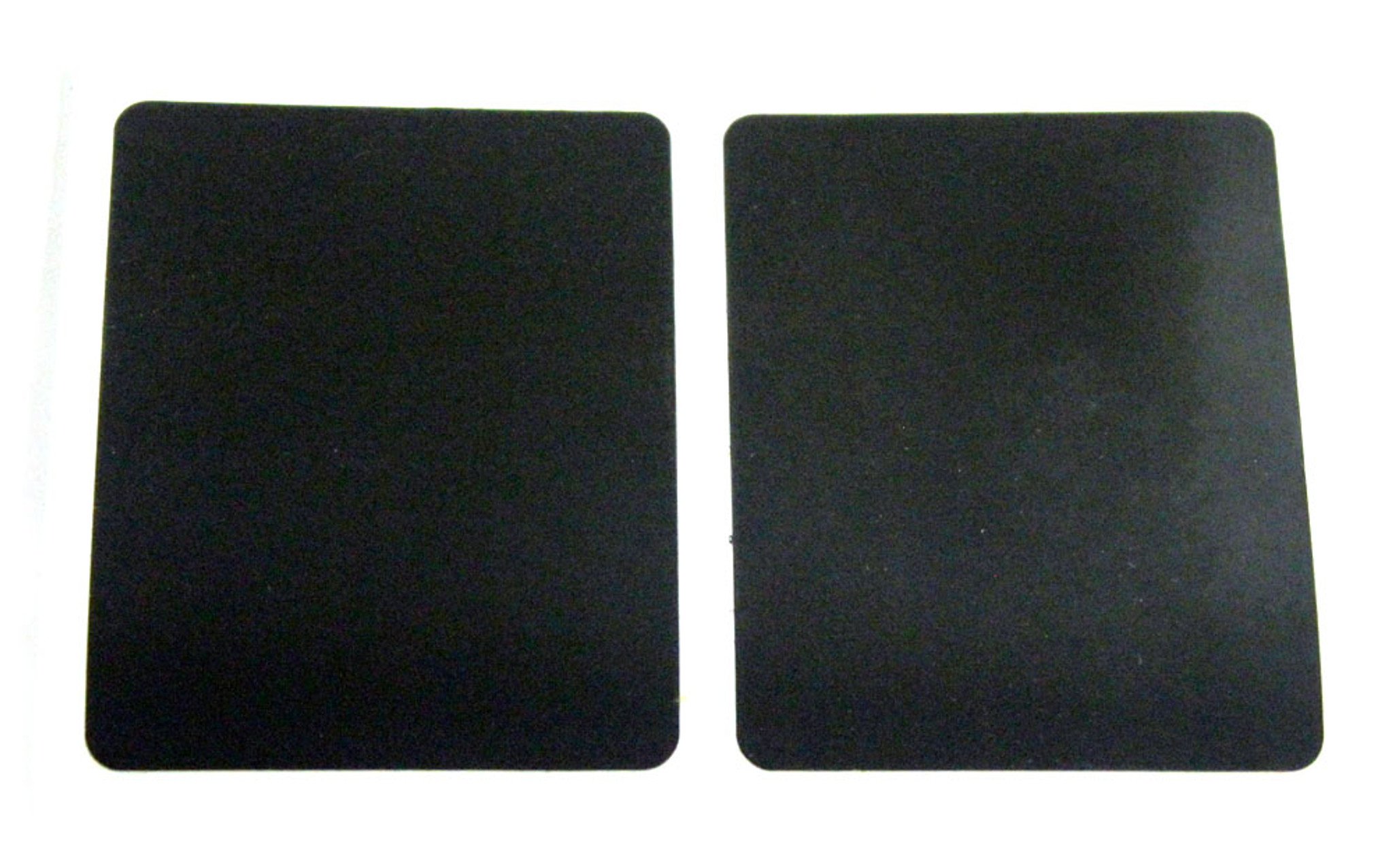1 Pair Yakima Tower Q #0638 Q38 Clips Pads Stickers Roof Rack NOS 1995 for sale online