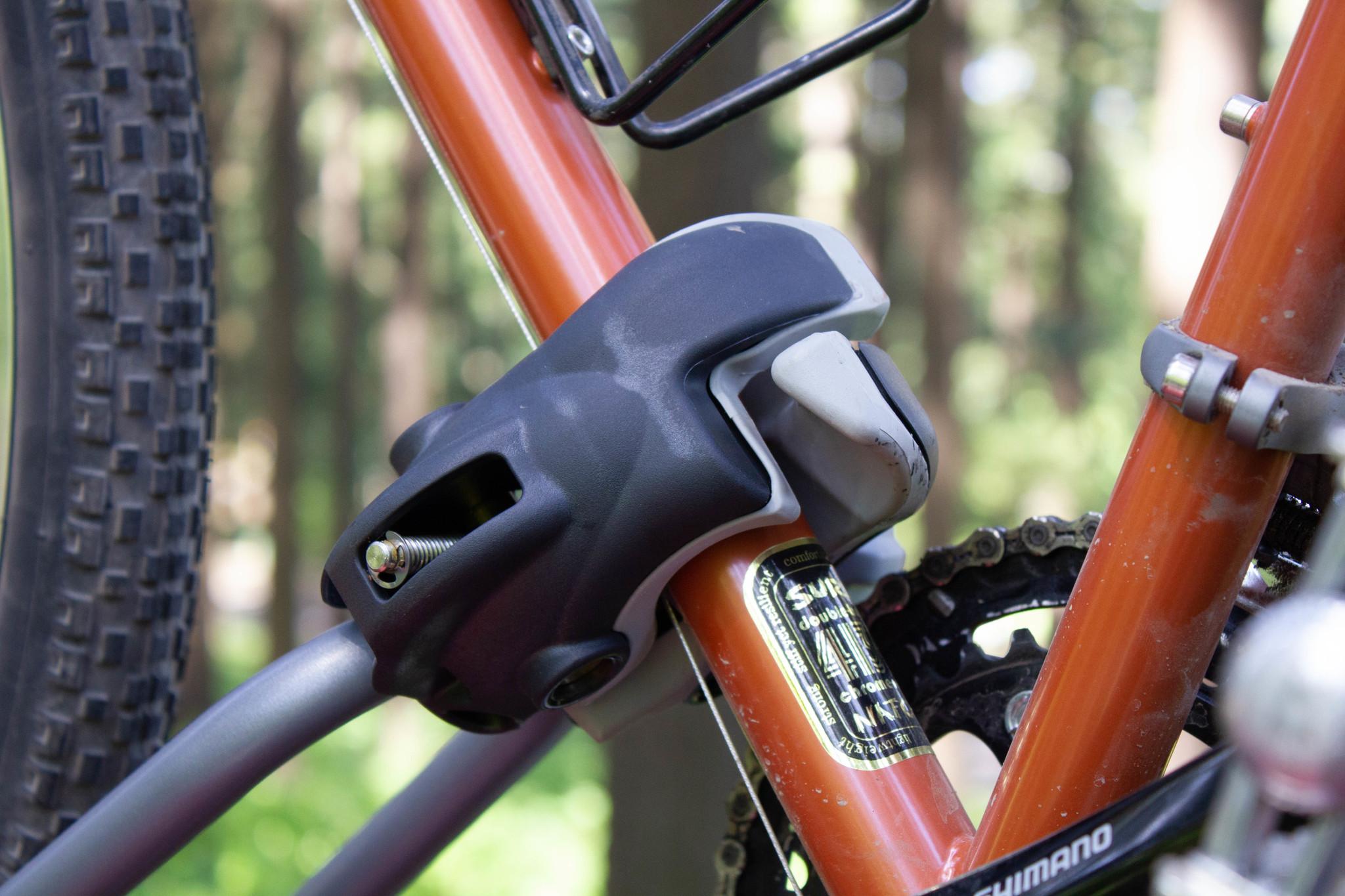 Like Raptor Aero! ProRack by Yakima Frame Mount Bike Rack w// Locks /& Keys
