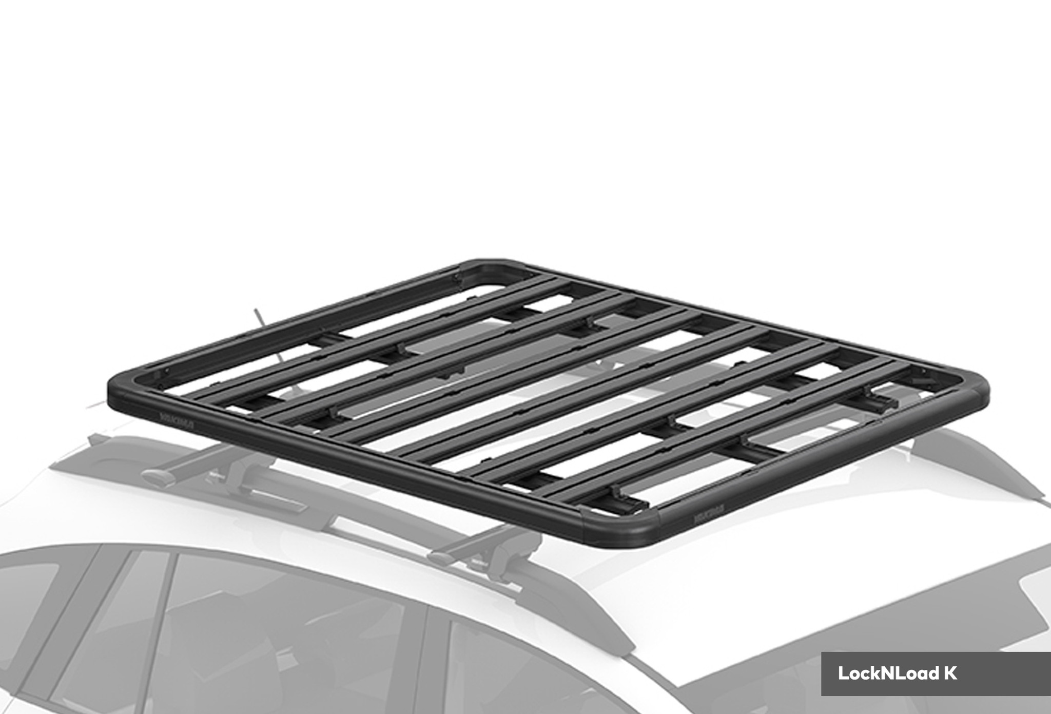 LockNLoad SL Adapter YAKIMA Attaches Platform to Skyline and Timberline Towers, Set of 2