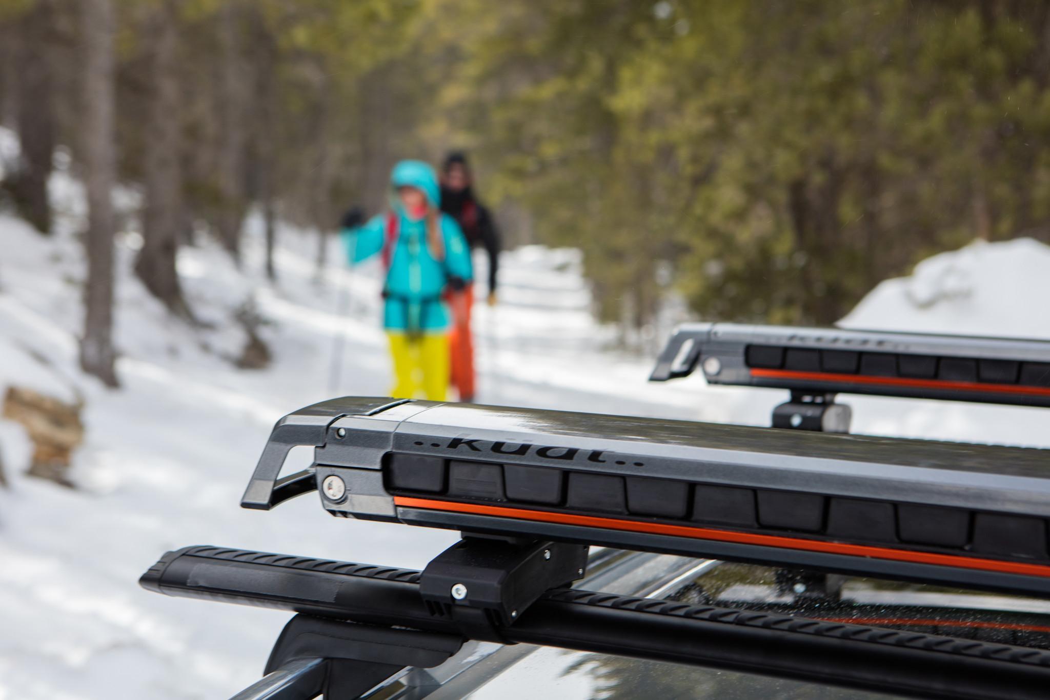 All About Ski Racks