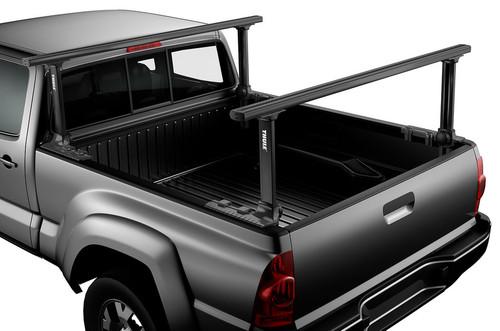 thule xsporter 500xt black truck rack