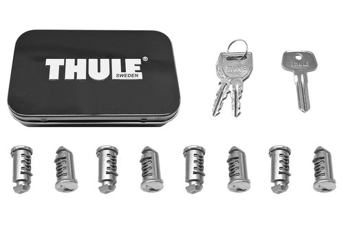 Thule 8-Pack One-Key Lock Cylinders