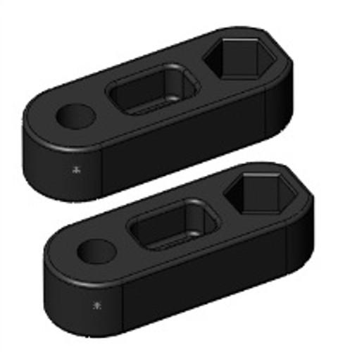 Yakima BedRock Replacement Short Adapter 8820186