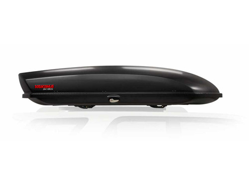 yakima skybox 21 carbonite side view