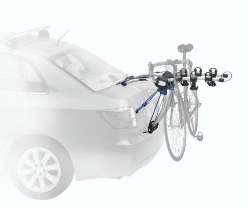 thule archway 3 9010 trunk bike rack