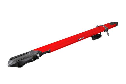 rockymounts switchhitter fork bike carrier red