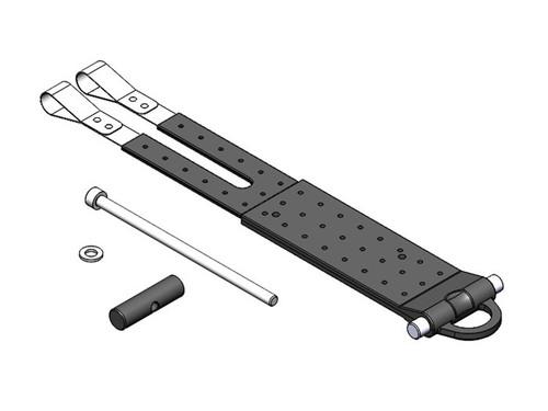 Yakima TimberLine Strap Kit 8880632