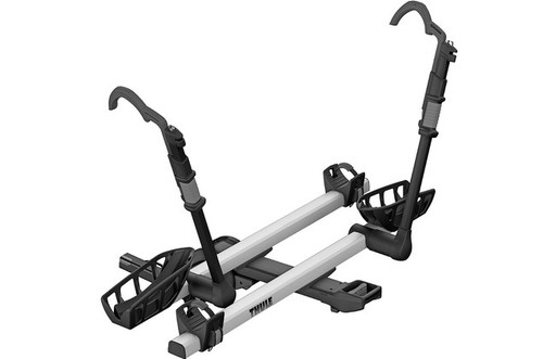 "thule 9035XT silver t2 pro xt 1.25"" hitch bike rack"