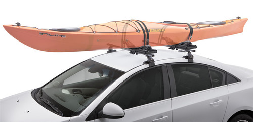 sportrack sr5514 mooring 4 in 1 kayak saddle carrier