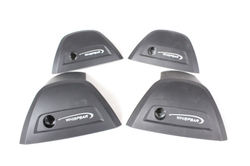 Whispbar Flush Bar Tower Covers, Set of 4 - 8880254