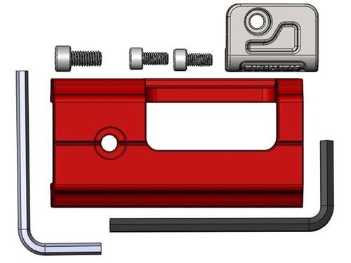 "yakima 8880612 fulltilt ridgeback 2"" adapter kit"