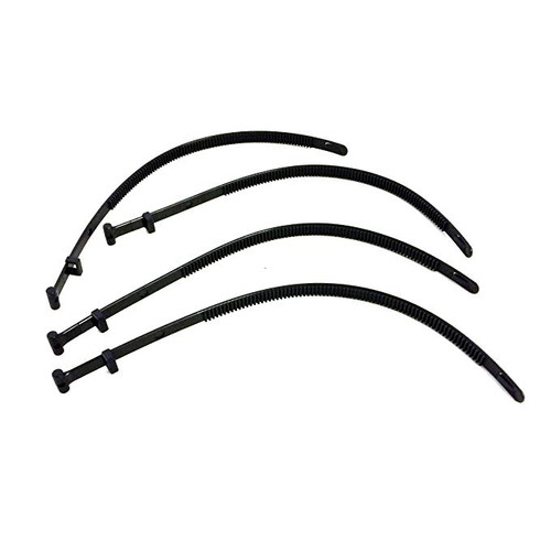 Yakima WindShield Replacement Straps, 4 Pack 8880587