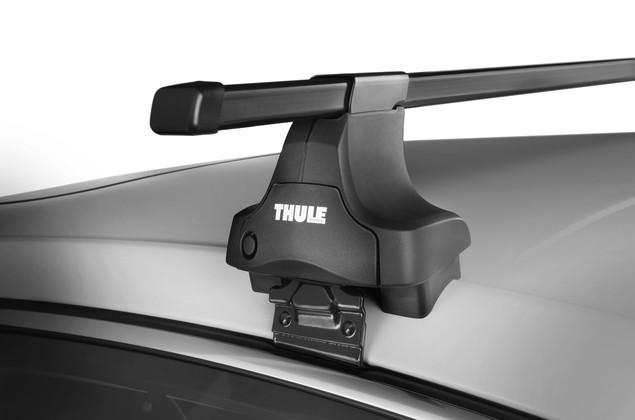 Thule 4802 Traverse Half Foot Pack Set of 2