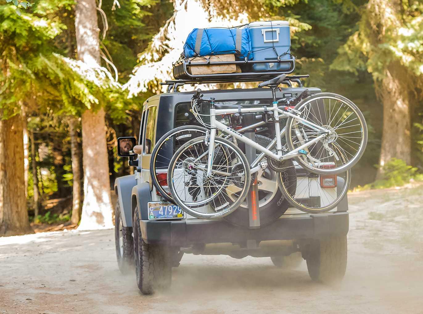 Bike Rack Overview - ReRack