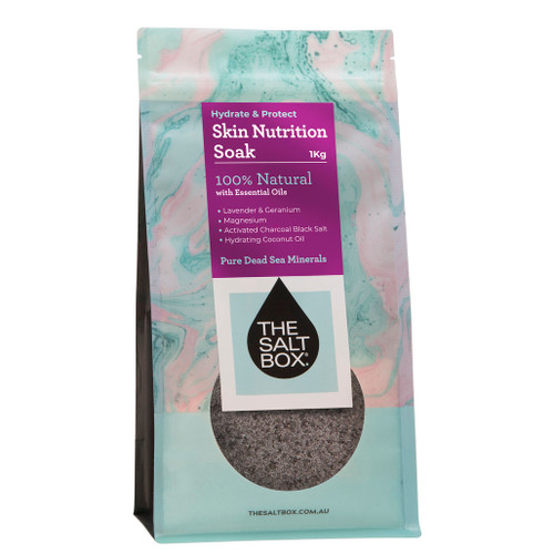 Gifts - Bath Salts - The Salt Box