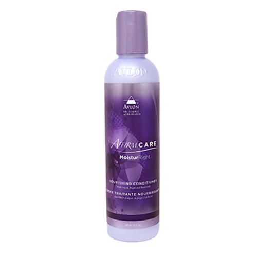 An 8oz bottle of Affirm MoisturRight Nourishing Conditioner