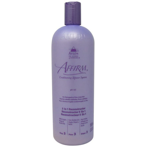 A 32oz bottle of Affirm 5-in-1 Reconstructor