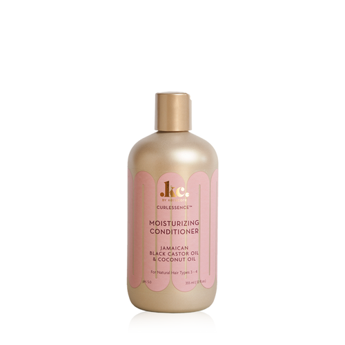 A 12oz bottle of KeraCare Curlessence Moisturizing Conditioner