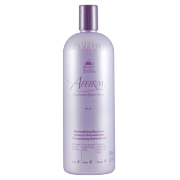 A 32oz bottle of Affirm Normalizing Shampoo