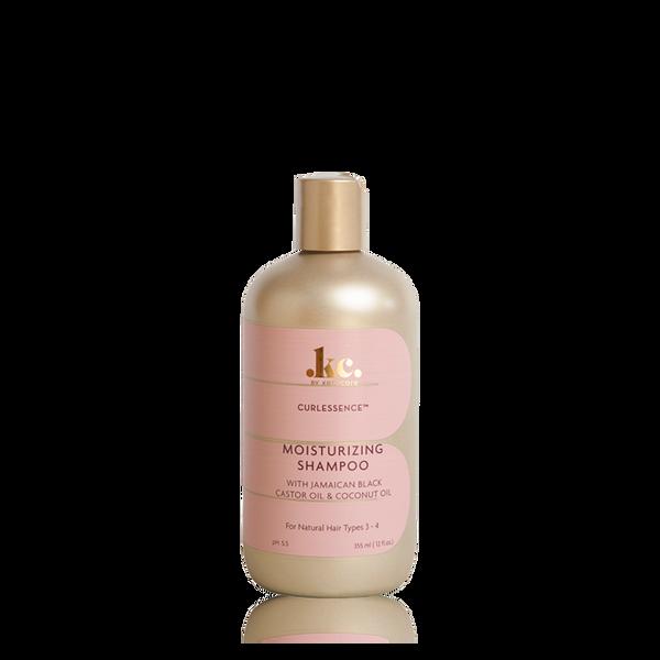 A 12oz bottle of KC by KeraCare Curlessence Moisturizing Shampoo