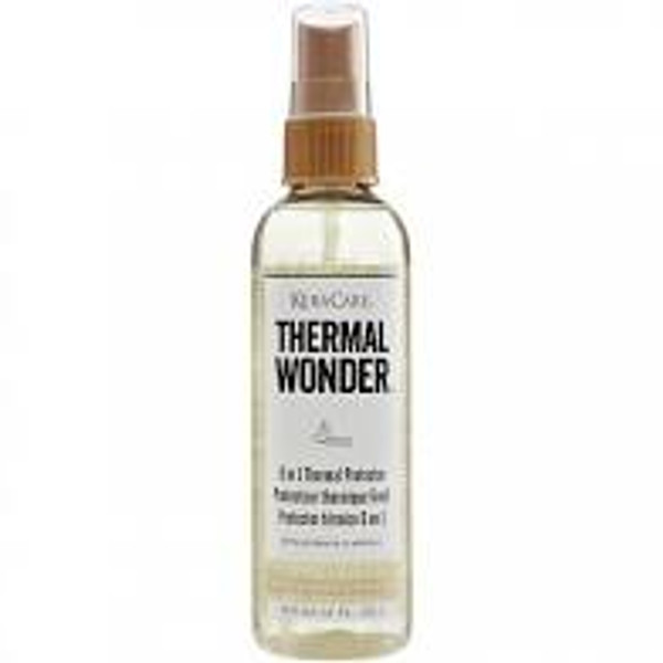 A 4oz bottle of KeraCare Thermal Wonder 6 in 1 Thermal Protector