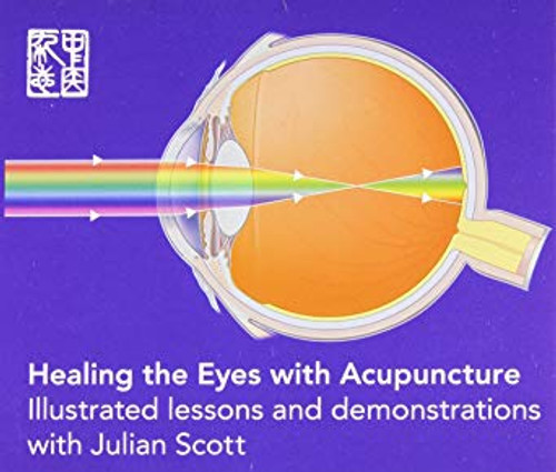 Healing the Eyes with Acupuncture DVD