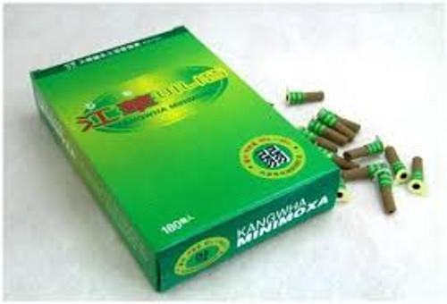 Kang Hwa Stick-On Mini Moxa- Green (MEDIUM)