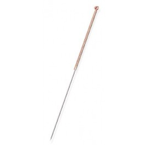 Aculine copper handle needle with guide tube