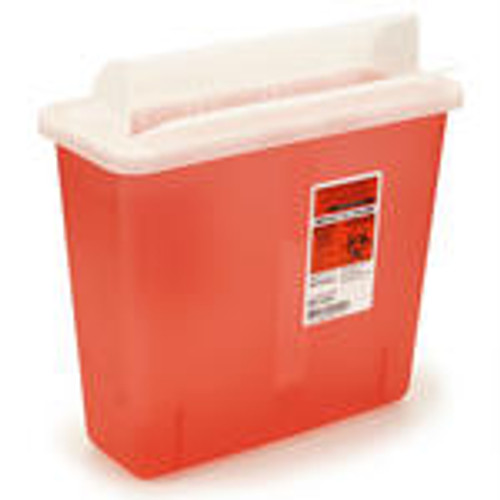 5 quart sharps disposal