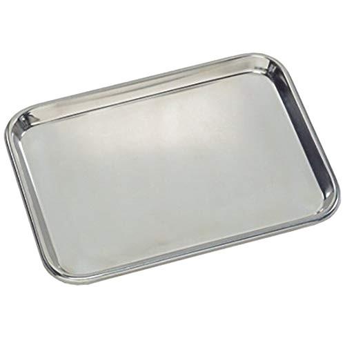stainless steel open tray medium