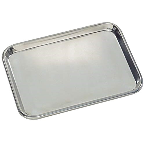stainless steel open tray medium