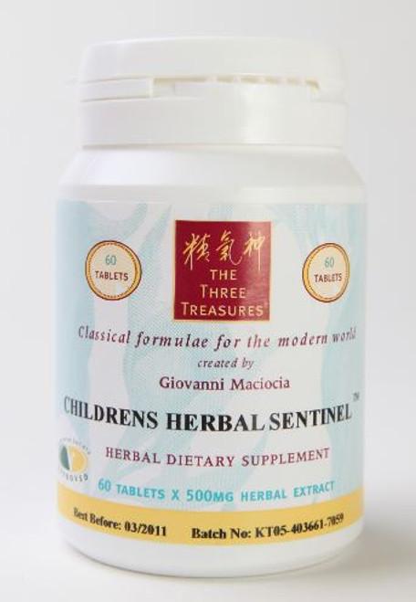 childrens herbal sentinel