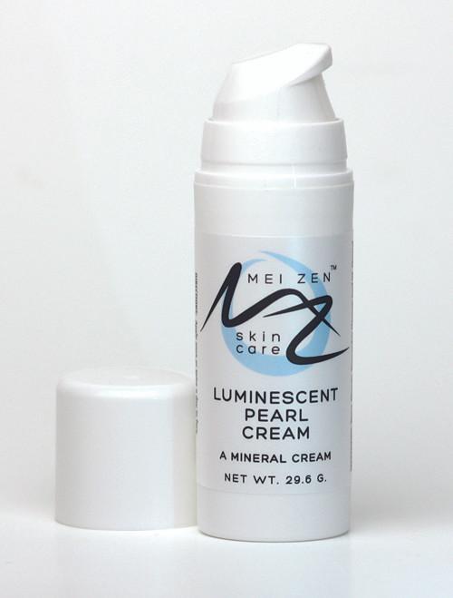 mei zen luminescent pearl cream: a mineral cream