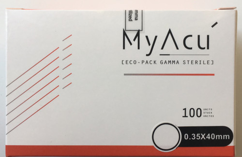 myacu sa'am method needle