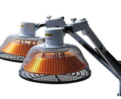 TDP Lamp with Double Head