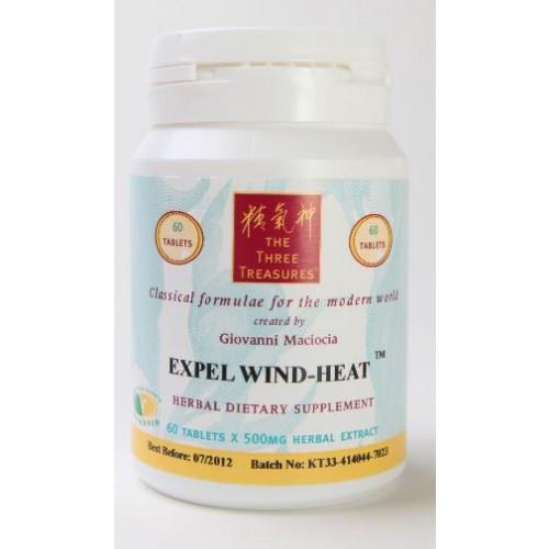 Expel Wind Heat (60 tabs)