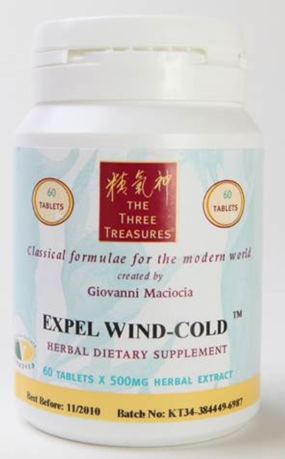 Expel Wind Cold (60 tabs)